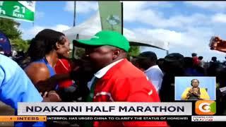 Mwangi, Kalekye win Ndakaini Half Marathon
