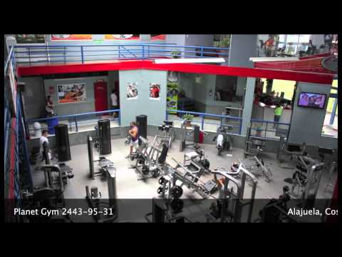 Planet Gym | Monserrat, Alajuela | Costa Rica
