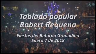 Robert Requena - Enero 7 de 2018