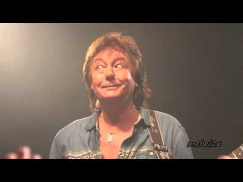 SUPER Chris Norman - radio interview