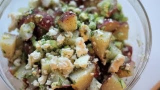 Potato Salad With Lemon & Feta : Salad Recipes