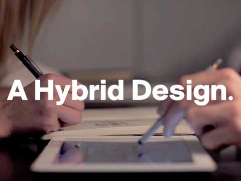 Rotring 800+ Stylus Hybrid Pencil Animation