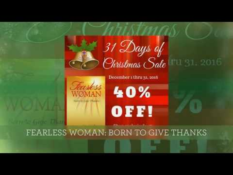 Pearly Gates Publishing's 31 Days of Christmas Sale Promo