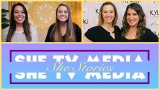 She Stories | Feat. Arielle & Jordan of Leisure Elk | Episode 03