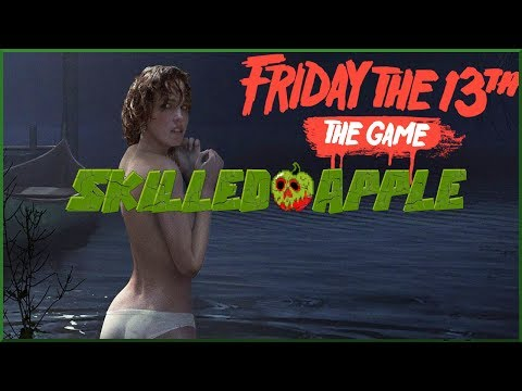 NES JASON! Friday The 13th: The Game #27 - Playing With Subscribers - Ultimate PS4 F13 Gameplay