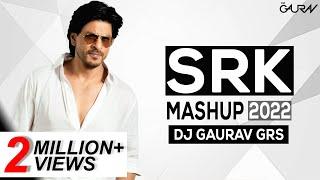 SHAH RUKH KHAN | SRK MASHUP 2020 - DJ GAURAV GRS [FULL HD LYRICAL VIDEO]
