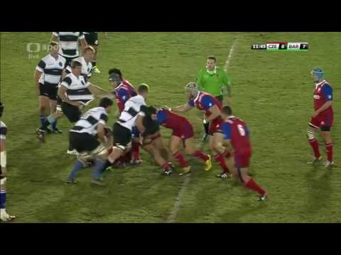 RU 2016 Nov 08 Czech republic v Barbarians