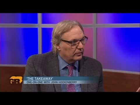 Greater Boston Video: One-On-One With 'The Takeaway' Host John Hockenberry