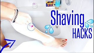 16 WAYS To Get The PERFECT Shave EVERYWHERE ! Get Rid Of Razor Bumps and Ingrown Hair INSTANTLY