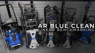 The Pressure Washing Project: E10 - AR Blue Clean Product Line