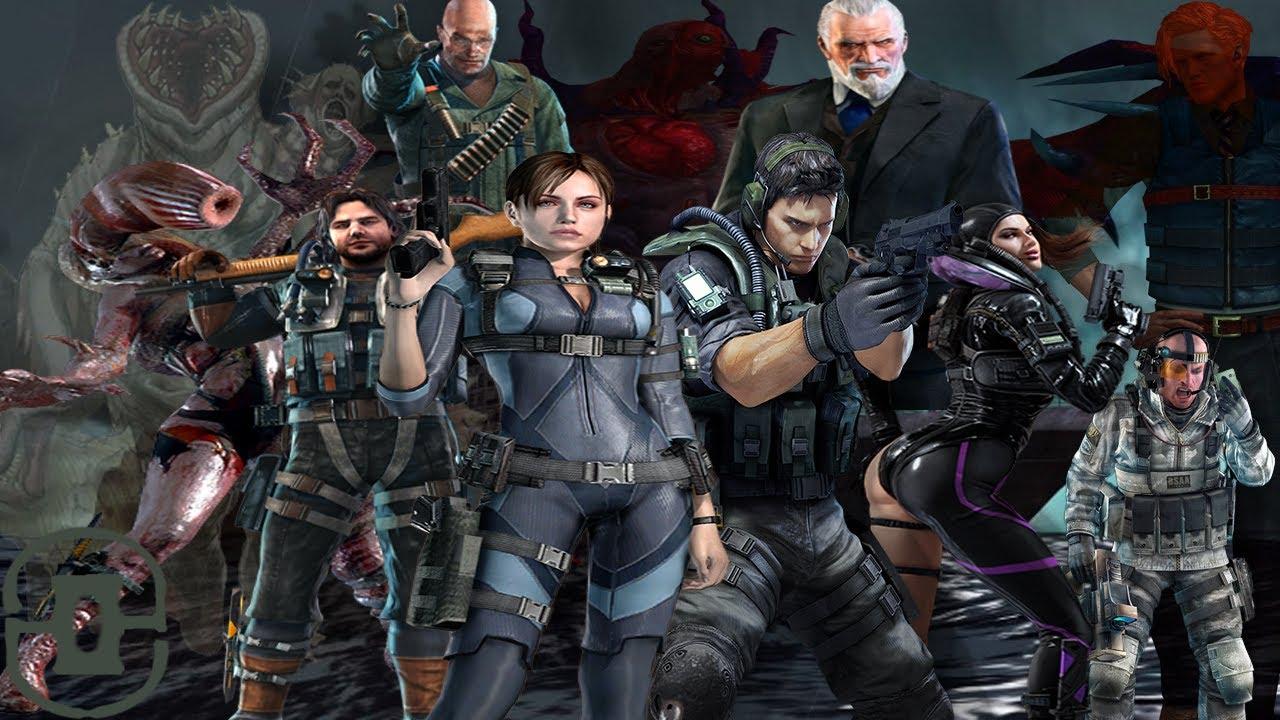 Ver Resident Evil 5 QUEEN ZENOBIA (La pelicula) en Español