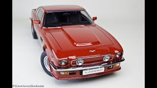 Aston Martin V8 Vantage Fcaminhagarage 1 18 Youtube
