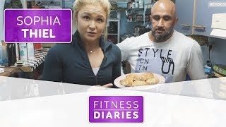 Backexperimente mit Ercan l Sophia Thiel l Folge 14 l Fitness Diaries