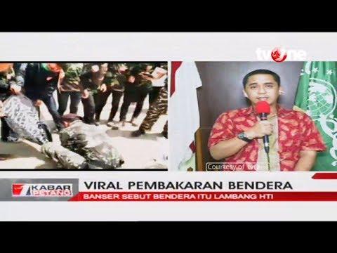 Dialog: Viral Pembakaran Bendera Bertuliskan Tauhid