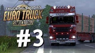 Truck Sex! - Euro Truck Simulator 2 Multiplayer | Trucking Buddies (Episode 3)