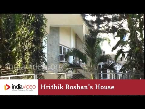 Bollywood Celebrity Home Hrithik Roshan 39 S House In