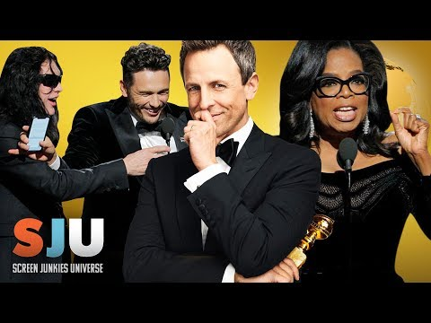 Golden Globes 2018: Snubs & Highlights! - SJU