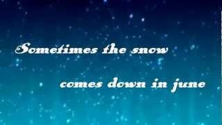 Vanessa Williams - Save the best for last - Karaoke