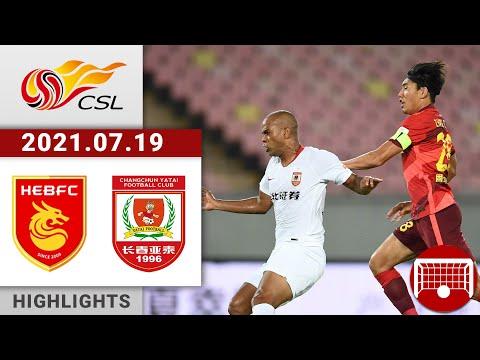 Hebei Zhongji Changchun Yatai Goals And Highlights