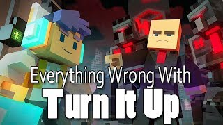 Everything Wrong With Turn It Up In 14 Minutes Or Less
