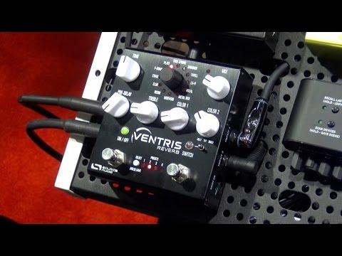 [NAMM] Source Audio Ventris