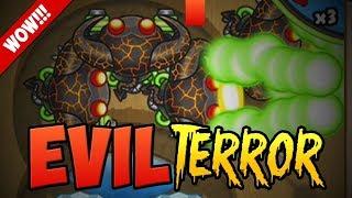 EVIL TERRORS!