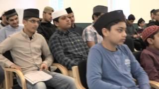 News - 13th Waqfe Nau Ijtema 2016 [Urdu] - MTA International Sweden Studios