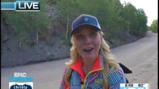 Epic Morning  Christy Sports  07.24.17 Good Morning Vail