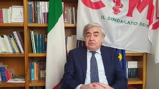 Guido Quici (Cimo) sul nuovo CCNL Medici