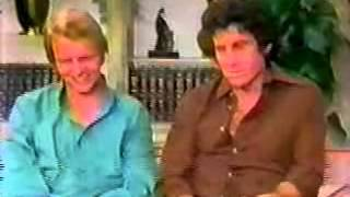 David Soul and Paul Michael Glaser on Dinah