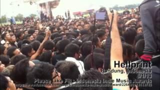 Dajal Band- HellPrint 2013, Bandung, Indonesia