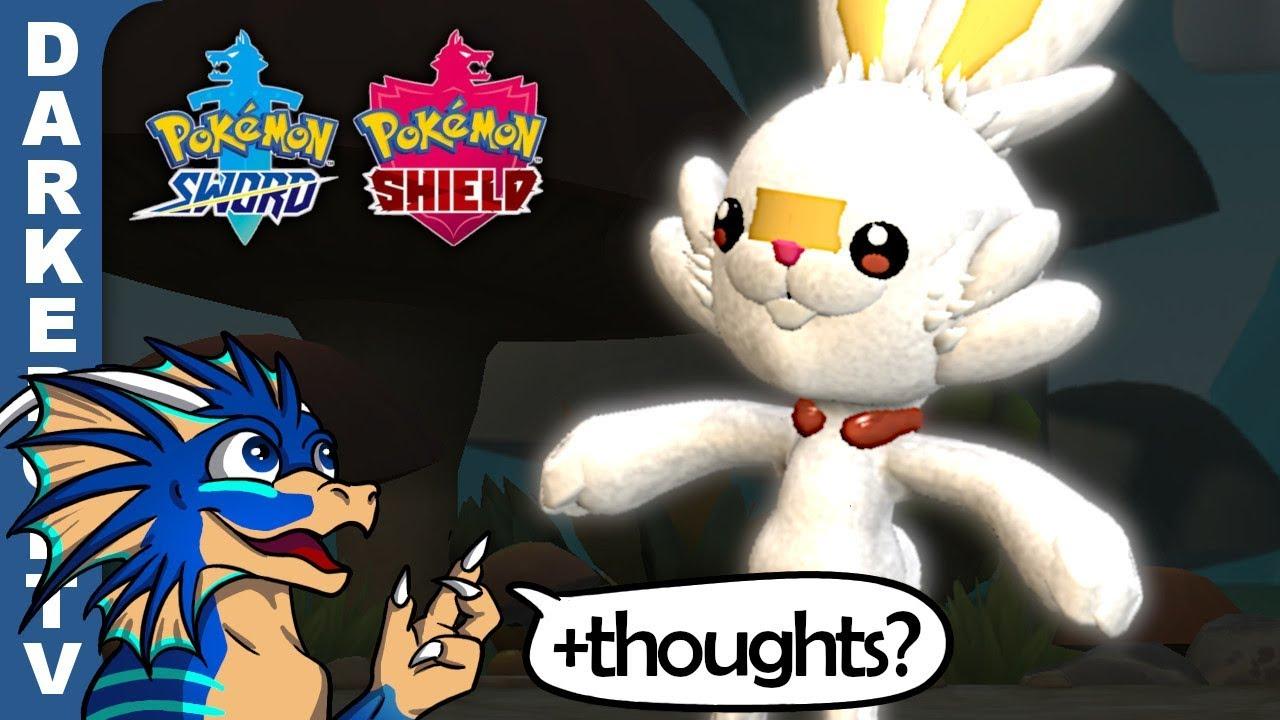 Scorbunny | SPORE Pokémon: Sword & Shield - Видео онлайн