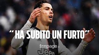 """Chiellini: """"Pallone d'Oro? L'anno scorso Ronaldo ha subito un furto per colpa del Real"""""""