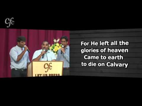 24th April 2016 - Sunday Service (with Baby Dedication) - CFC Bangalore