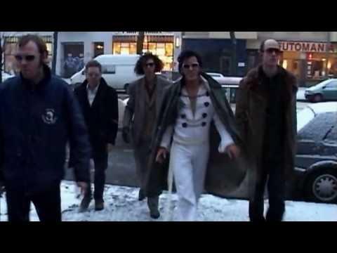Elvis alive in Berlin Nicholas Young