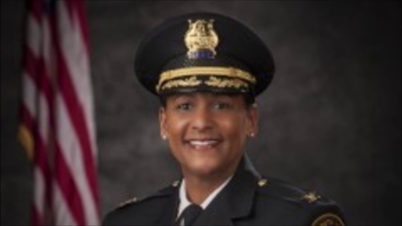 Fomer Portsmouth Virginia Police Chief Claims Her Forced Resignation Was Racially Motivated