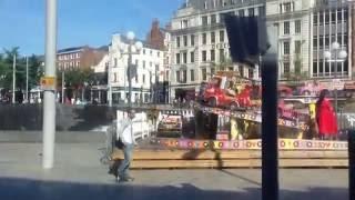 Tram Nottingham to Hucknall, Michael Parkinson