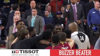 Tissot Buzzer Beater: Whiteside Tip-In Wins It for Heat | March 28, 2017