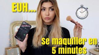 5 MINUTE MAKEUP CHALLENGE Lisa Ngo