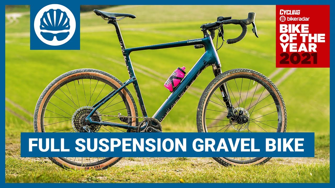 Cannondale Topstone Carbon Lefty 1 Review | Full Suspension Gravel Superbike