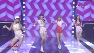 Simply K-Pop Ep74 BESTie - Pit-a-pat / 심플리케이팝, 베스티, 두근두근