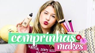 Comprinhas de maquiagem Orlando/NY