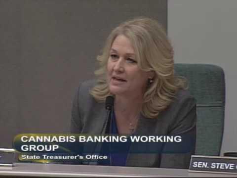 December 19, 2016 // Cannabis Banking Working Group Meeting