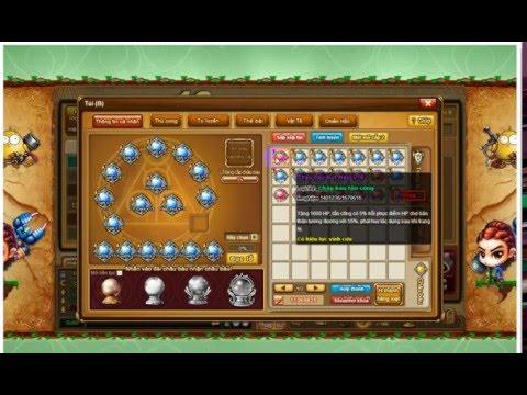 Hướng dẫn bug châu báu web game gunny