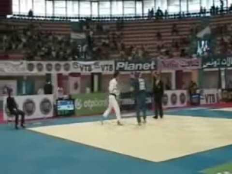 JUDO 2009 Grand Prix Tunis: Sergiy Drebot (UKR) - Sugoi Uriarte (ESP)