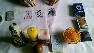 Обучение гаданию  на колоде 36 карт.Гадание 3 карты Что меня ждет