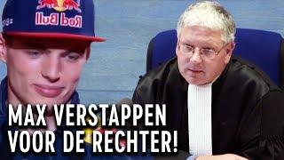 Max Verstappen scheldt rechter uit voor 'mongool'