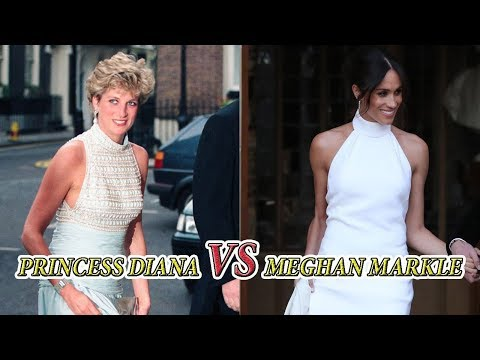 17 Times Meghan Markle Dressed Just Like Princess Diana
