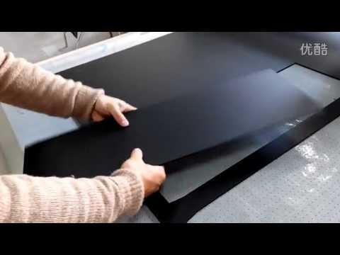 pp corrugated plastic cutting and creasing coroplast cutter machine youtube. Black Bedroom Furniture Sets. Home Design Ideas
