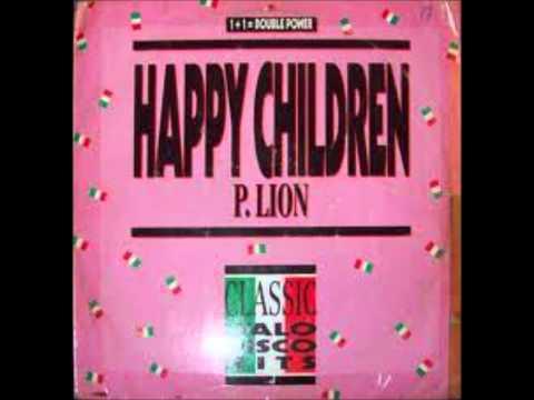 HAPPY  CHILDREN - p. lion - musica de los 80´s -